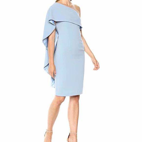 Carmen Marc Valvo Dresses & Skirts - Brand new Carmen Marc Volvo Asymmetrical Dress